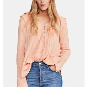 NEW Free People Sand Dune Tunic